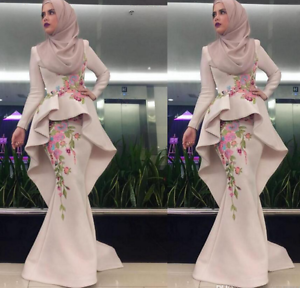 Hijab Evening Dress