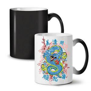 Dragon Chinese Legend NEW Colour Changing Tea Coffee Mug 11 oz   Wellcoda