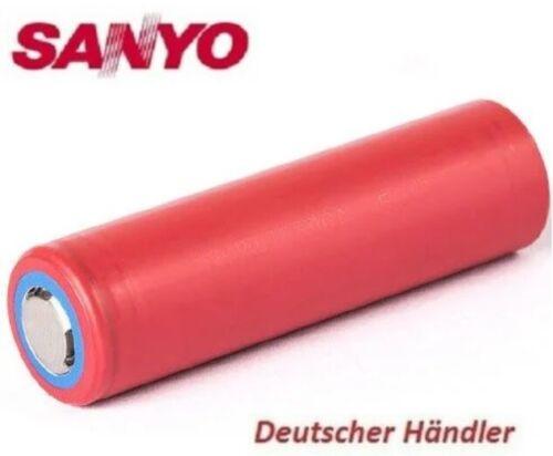 Sanyo//Panasonic NCR18650GA 3500mAh 3,6-3,7VLithium Ionen 18650 mit U-Lötfähnen
