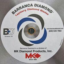 "rle 4"" x .014"" Professional Continuous Rim Diamond Blade BD-303C"