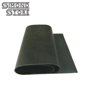 "Neoprene Rubber Sheet Black 1//16"" thick x 12"" x 36"" FREE SHIPPING 55A+//-5"