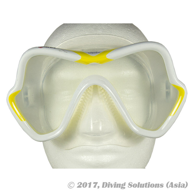 Scuba Diving Mares One Vision Mask