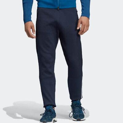 Adidas DP5145 Men ATHLETICS M ZNE PK long pants navy | eBay