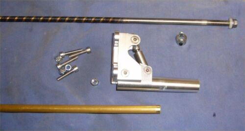 "FLEXISHAFT FULL SET 3//16/""  shaft stinger nitro brushless rc boat teflon"