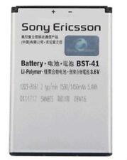 NEW OEM SONY ERICSSON BST-41 BST41 Xperia PLAY R800 X1 X2 X10 ASPEN BATTERY