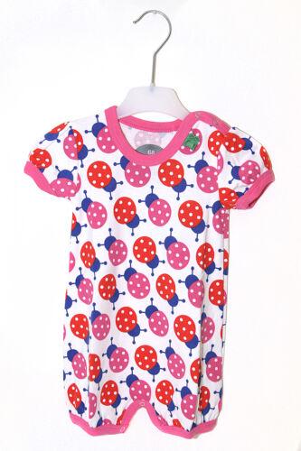 Green Cotton Baby Einteiler Spieler Schlafanzug Overall  Gr 68  neu