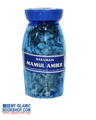 HARAMAIN MAMUL AMBER  / MUSK / JASMINE / WARD BAKHOOR FRAGRANCE ARABIAN BUKHOOR