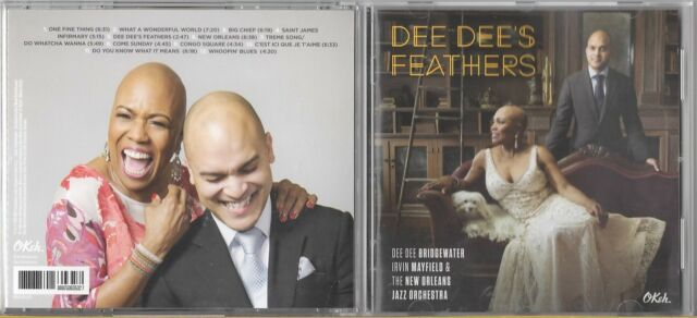 DEE DEE BRIDGEWATER & Irvin Mayfield - Dee Dee's Feathers - 2015 CD Album