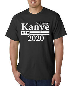 Kanye-West-For-President-2020-T-Shirt-Funny-Rap-Hip-Hop-Tee