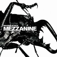 Massive Attack Mezzanine 180g Virgin Records Sealed Vinyl Record 2 Lp