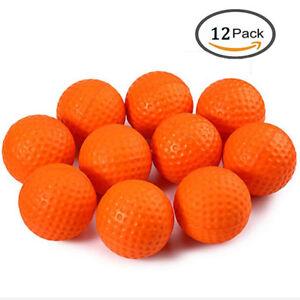 Practice-Golf-Balls-12-Pcs-Pack-Elastic-PU-Foam-Sponge-Indoor-amp-Outdoor-Training