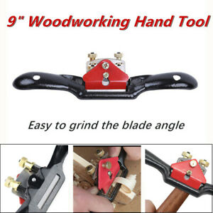 9-034-Woodworking-Blade-Cutting-Trimming-Manual-Planer-Plane-Deburring-Hardness-65