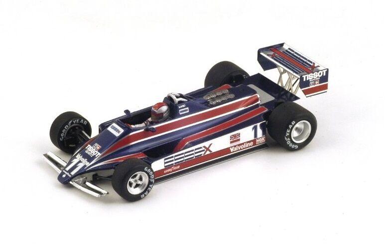 Lotus 81  11 M.Andretti  GP Monaco  1980 (Spark 1 43   S4285)