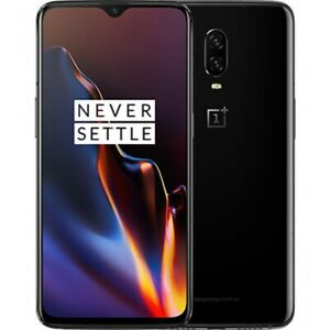 Details about OnePlus 6T 128gb Mirror Black 8GB Ram A6013 (T-Mobile)  Android Smart Phone M-VG