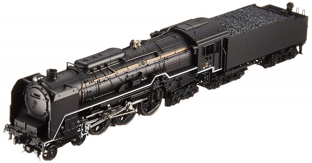 Neu Kato n Maßstab 2017-5 Dampflokomotive Typ C62 Sanyo Kure Line mit Versand