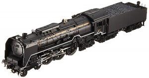 NEW-Kato-N-scale-2017-5-Steam-Locomotive-Type-C62-Sanyo-Kure-Line-With-Tracking