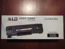 CB436A Black Toner Cartridge 36A *NEW*