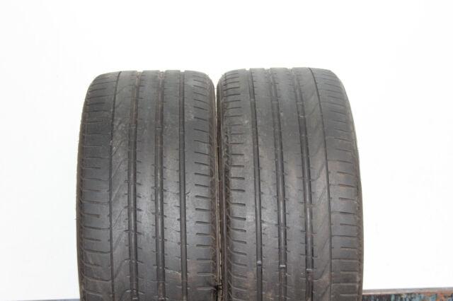 2x Pirelli P Zero 295/35 ZR21 107Y XL RO1, 4mm, nr 10311