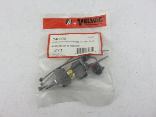 Velvac 748293 12 V 15 A Hardware Kit for Motorized Heated 2010 West Coast Mirror
