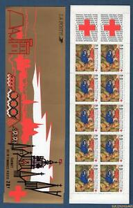 Carnet-Croix-Rouge-Numero-2036-034-Plie-034-Annee-1987-Melchior-Broederlan