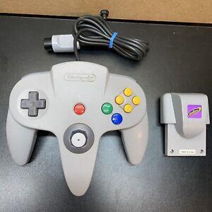 N64-Controller-Official-OEM-Nintendo-64-Authentic-NUS-005-Intec-Hyper-Pak