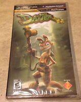 Daxter Factory Sealed Playstation Portable Sony Psp