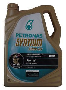 Petronas-Syntium-3000-AV-5W40-5L-Aceite-Lubricante-para-coche