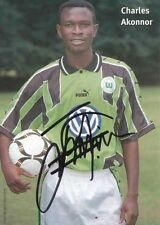 AK 985 Charles Akonnor VfL Wolfsburg