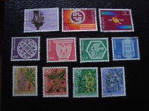 Switzerland-Stamp-Yvert-and-Tellier-N-965-A-975-Obl-A2-Stamp-Switzerland-U