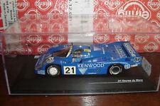 QUARTZO  PORSCHE  962C LE  MANS 1983 KENWOOD  1/43E