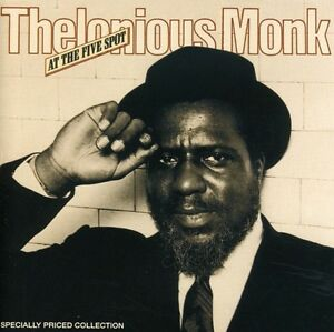 Thelonious-Monk-At-the-Five-Spot-New-CD-Rmst