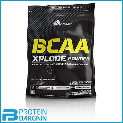 Olimp BCAA Xplode 1kg Branch Chain Amino Acids BEST PRICE ONLINE