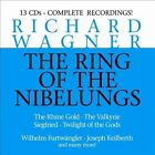 Wagner: The Ring of the Nibelungs (CD, Mar-2014, 13 Discs, C&B Media)