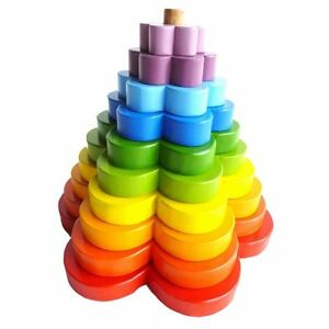 NEW-QToys-Stacking-Flower-Toy