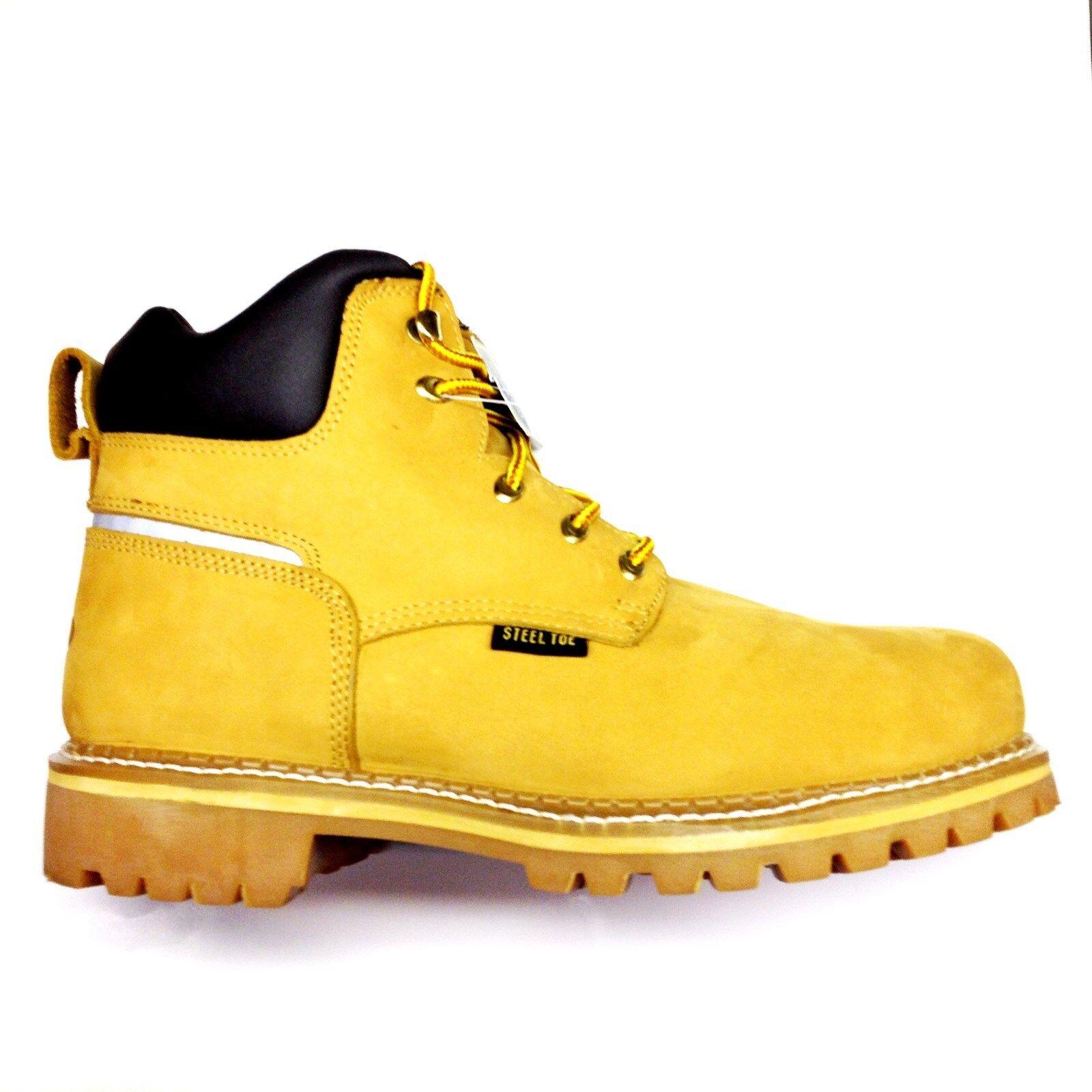 AWP footgear trigo projoector botas de acero de los dedos de los pies