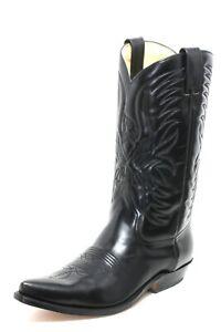 174 Westernstiefel Cowboy Line Dance Catalán Estilo Cuero 44031 Buffalo 40