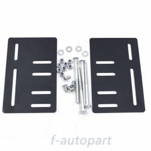 Bed Frame Headboard Bracket Modification Modi-Plate Set of 2 Plates