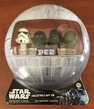 PEZ - 2016 Star Wars Rogue One Tin Limited Edition - Set of 4 - Mint in Tin