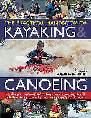 The Practical Handbook of Kayaking and Canoeing-ExLibrary