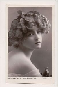 Vintage-Postcard-Gabrielle-Ray-English-stage-actress-dancer-and-singer