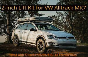 Lift Kit for VW Alltrack MK7 2017-2018 2 Inch Suspension Spacers Coils Bilsteins