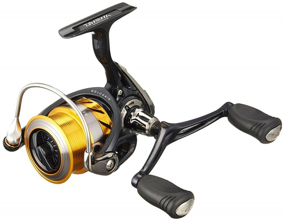 Daiwa Spining Reel 15 Rebros 2506HDH For Fishing Fishing Fishing From Japan 4d7