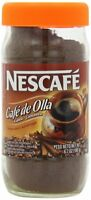 Nescafe Cafe De Olla Instant Coffee, Cinnamon, 6.7 Ounce Jar, New, Free Shipping on sale