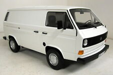 BoS 1/18 Scale VW Volkswagen T3a T3 Kastenwagen white Resin cast model van