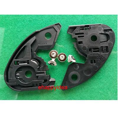 Visor Base//Gear Plate Set for R-PHA 11,R-PHA 70 HJC HJ-26 Helmet Shield