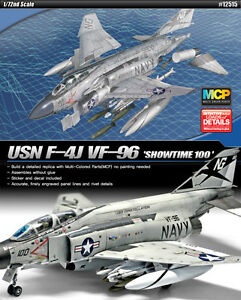 ACADEMY-1-72nd-SCALE-USN-F-4J-PHANTOM-034-SHOWTIME-100-034-12515