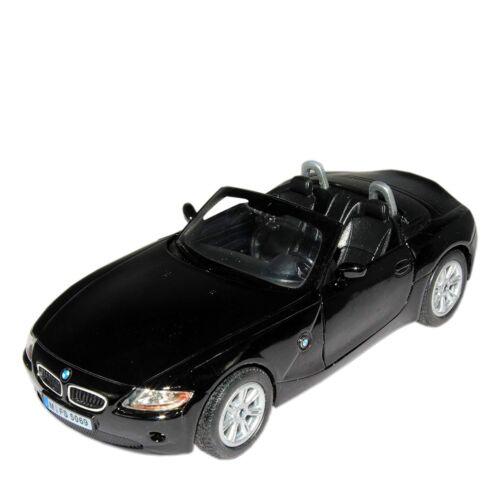 5 Kinsmart BMW Z4 Convertible Diecast Model Toy Car 1:32 Black
