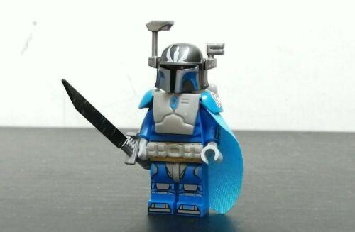 Star Wars The Mandalorian pre viszla personnage minifigur compatible avec LEGO 3.12