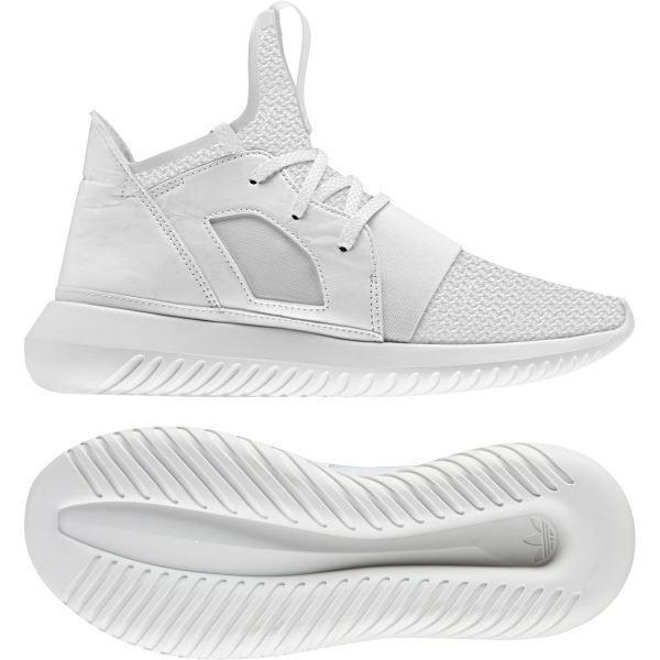 Adidas Originales Zapatillas para mujer Tubular desafiante blancoo (BB5116)