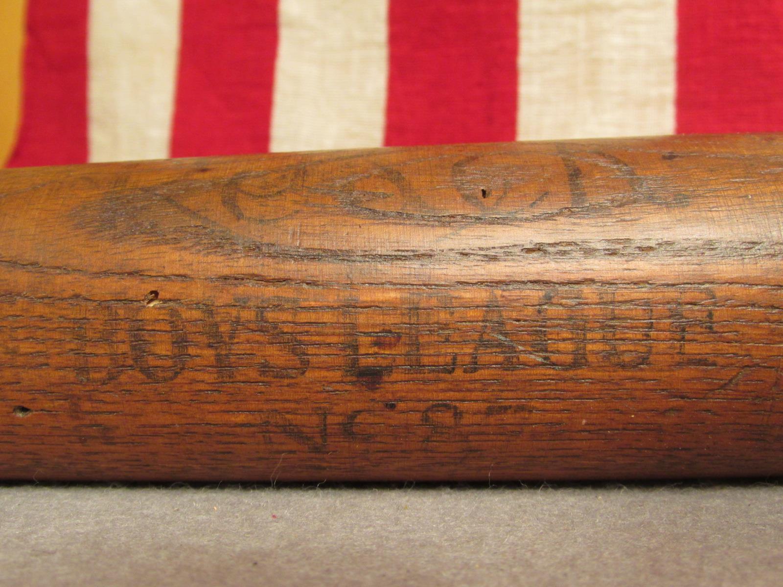 Vintage Reichweite Reichweite Reichweite Früh Holz Baseball Schläger No.87 Jungen League 28   Antik a5ebe4